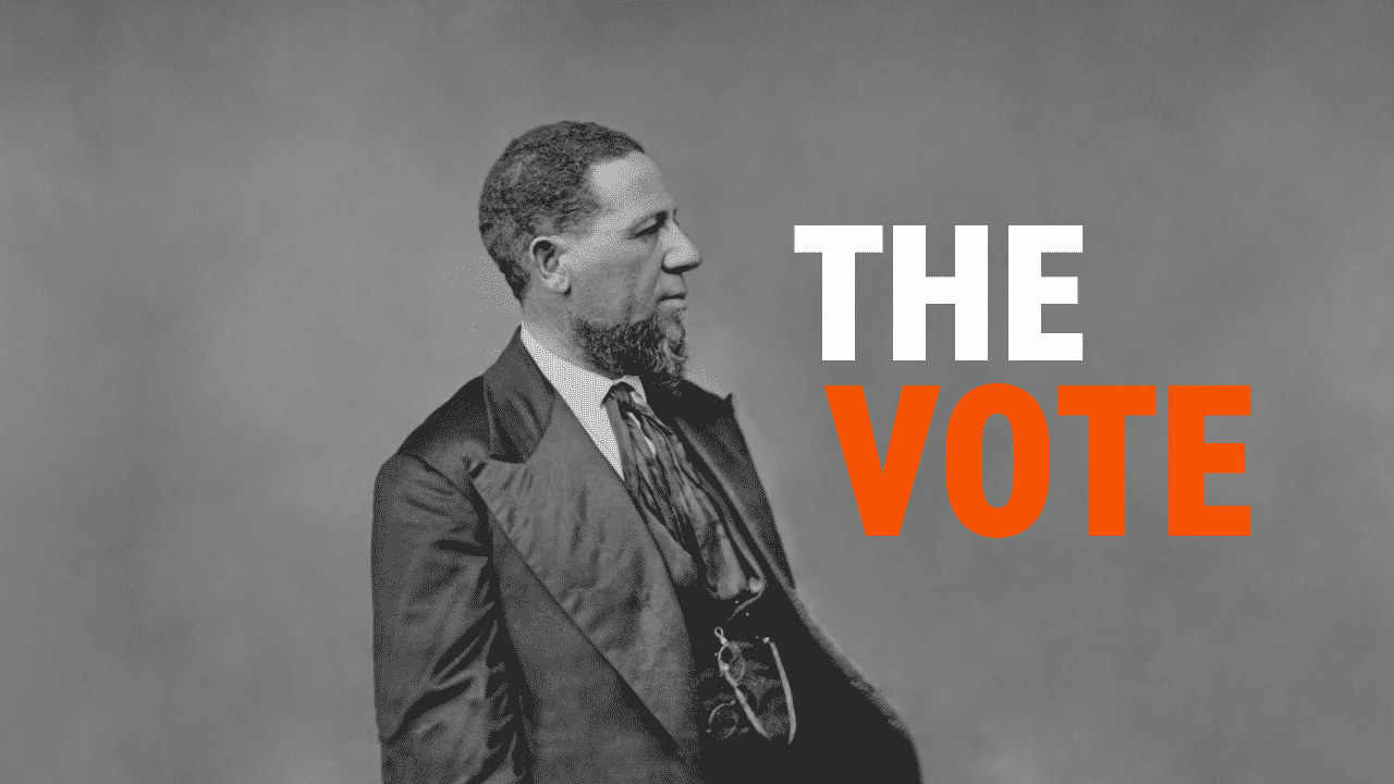 Reconstruction: The Vote | Black History in Two Minutes