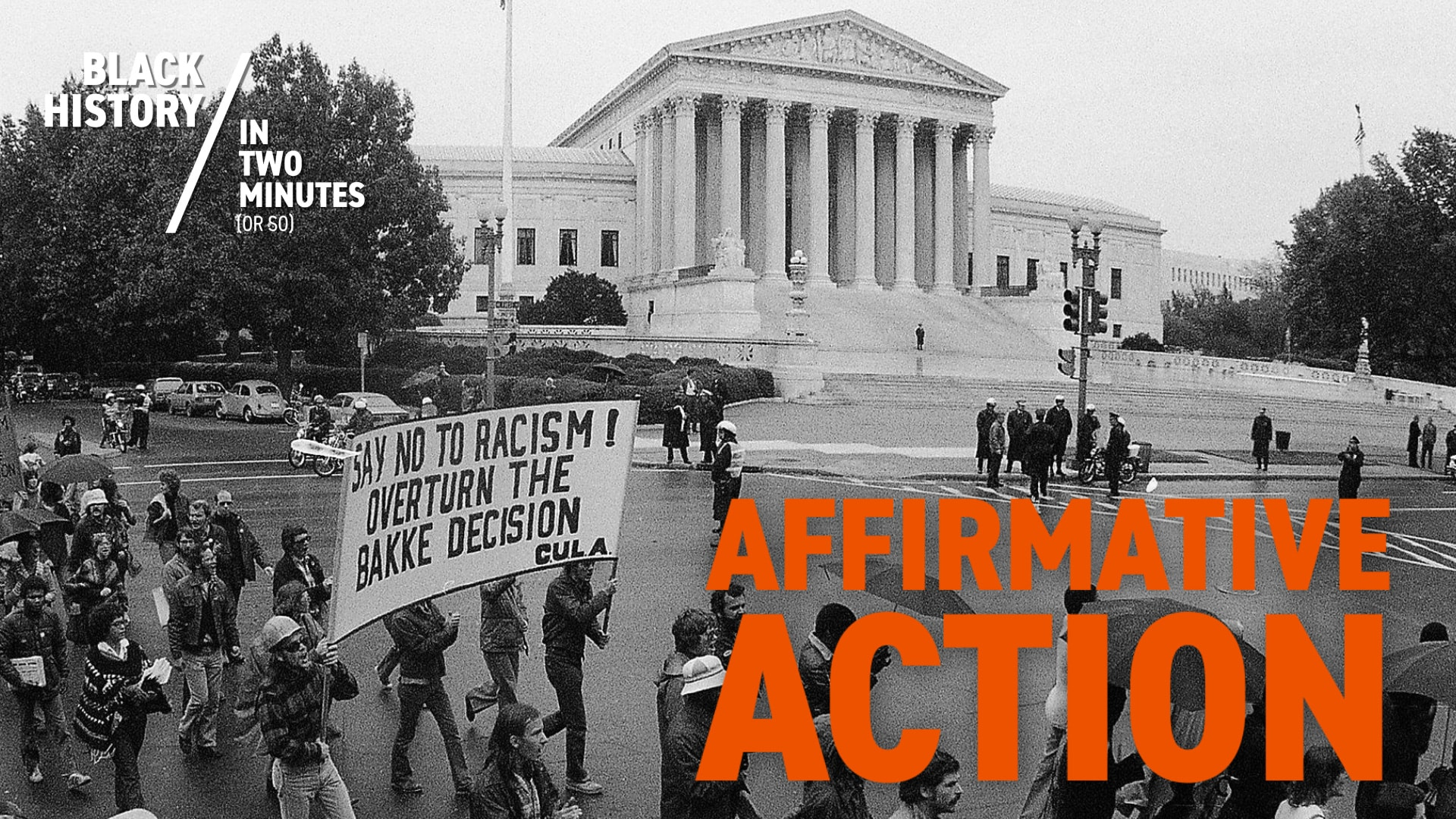 Affirmative Action | Black History in Two Minutes