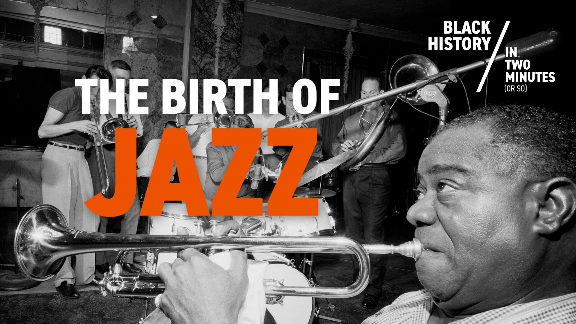 The Birth of Jazz