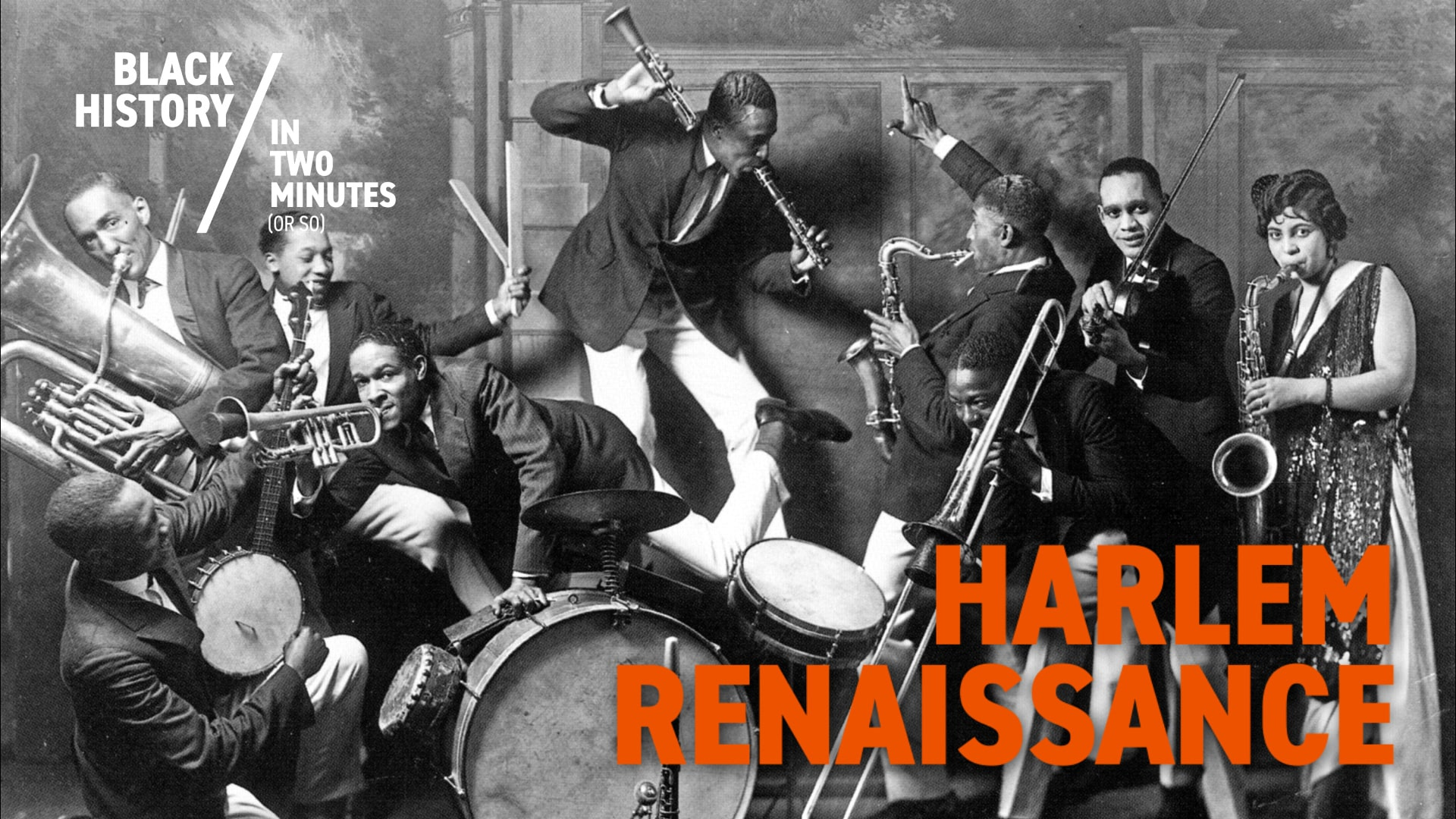 The Harlem Renaissance | Black History in Two Minutes