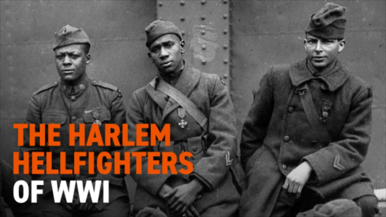 The Harlem Hellfighters of WWI