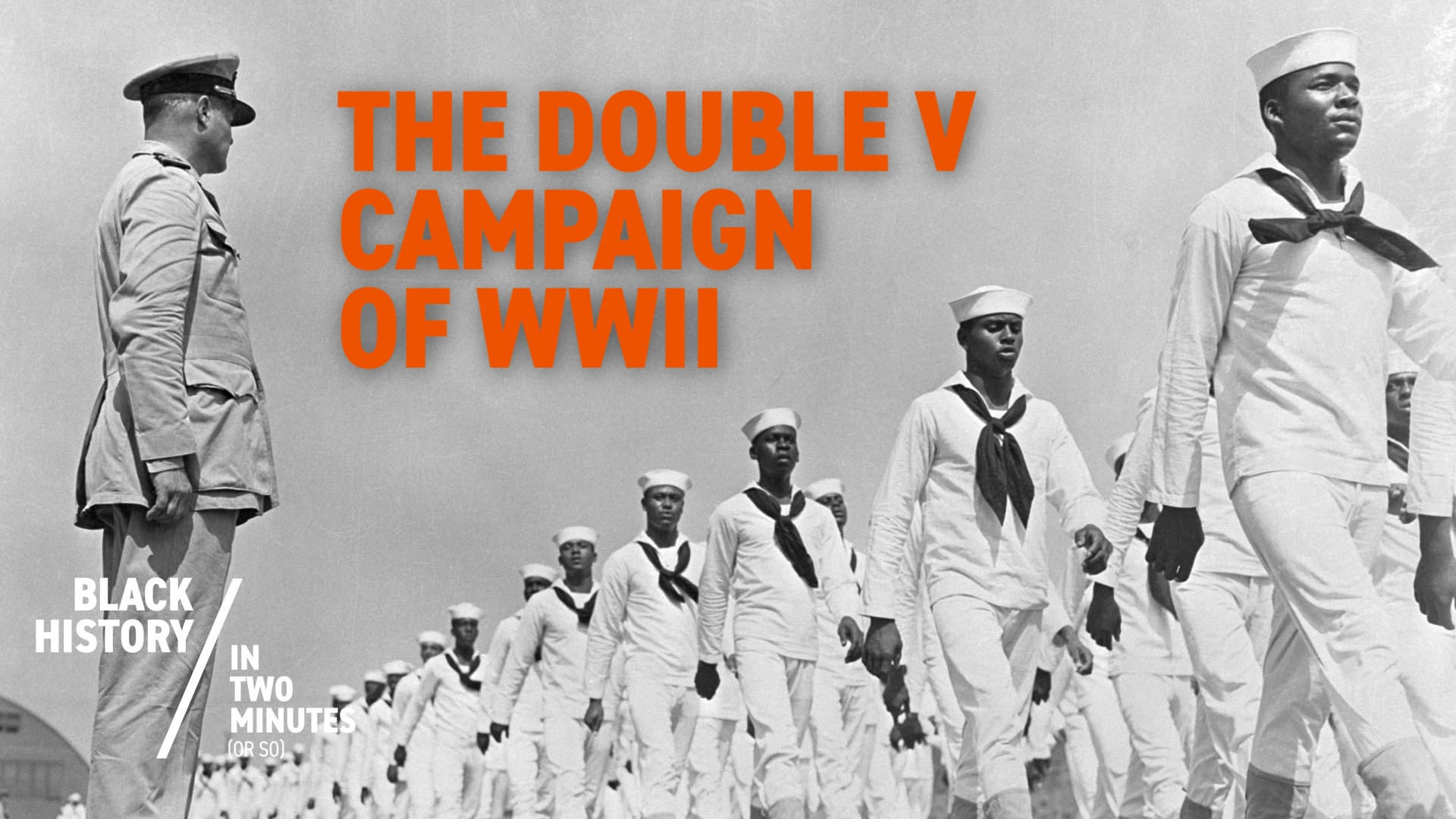Double V Campaign | Black History in Two Minutes