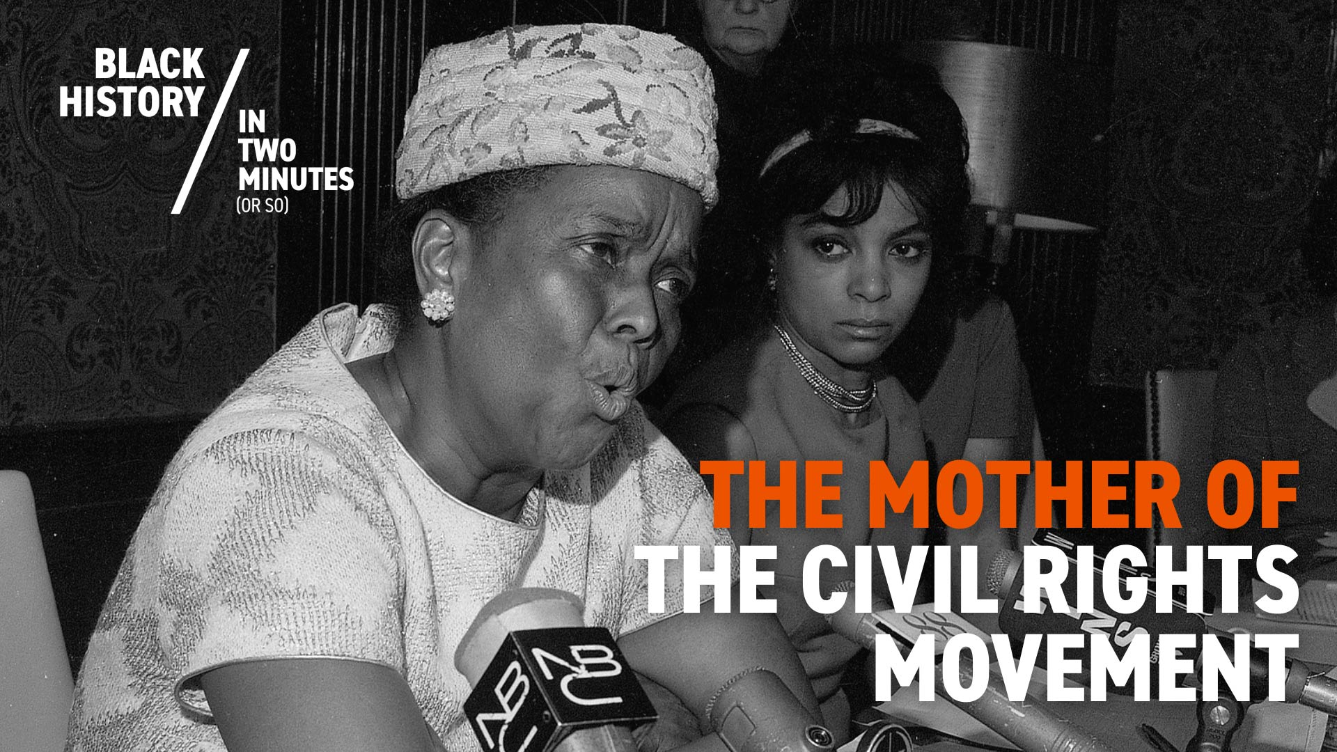 Ella Baker | Black History in Two Minutes