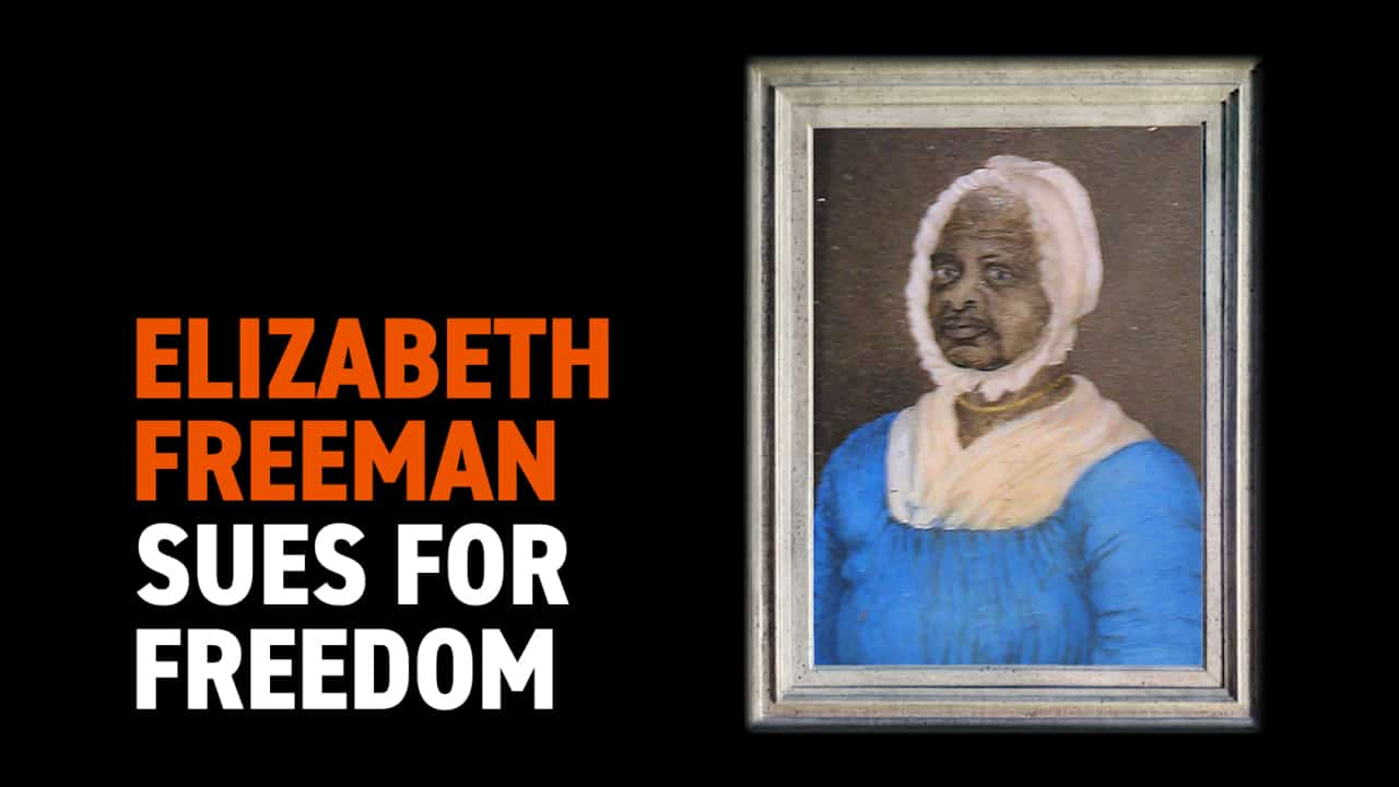 Abolition in the North: Elizabeth Freeman Sues for Freedom