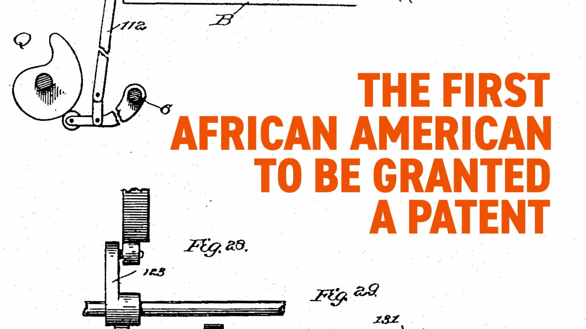 First African American Patent Holders