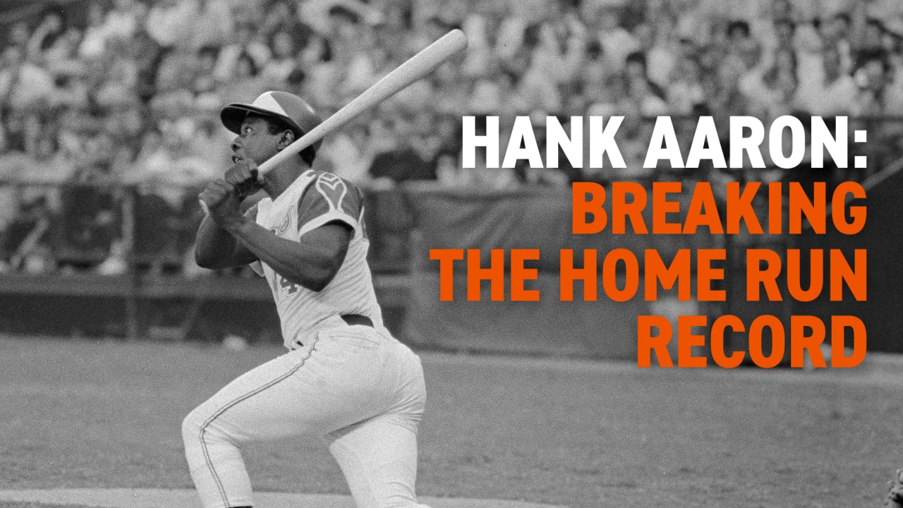 Hank Aaron: Breaking the Home Run Record | Black History in Two Minutes (or so)