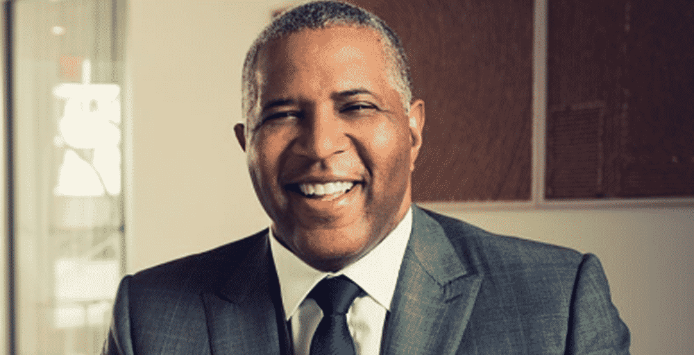 Robert F. Smith | Black History in Two Minutes (or so)